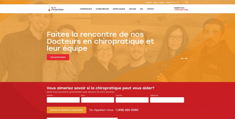 Laviechiropratique.com